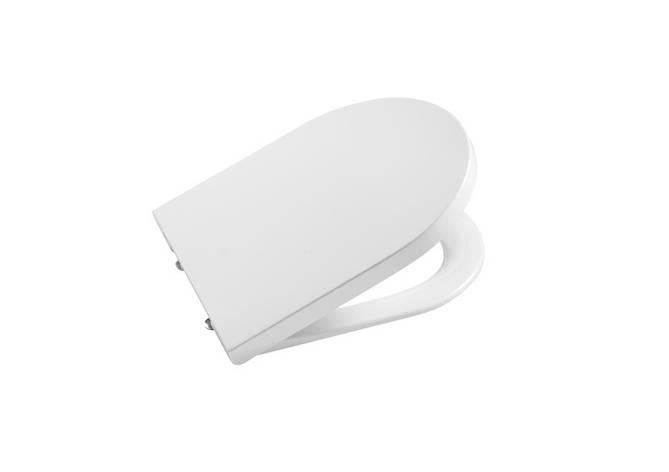 INSPIRA Round крышка с сидением для унитаза, круглая, soft closing, фото 2