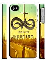 Чехол для iPhone 4/4s/5/5s/5с infinite destiny