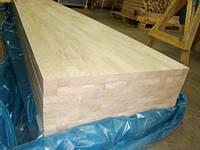 Мебельный щит, ясень, клас А/А, срощенный 30мм
