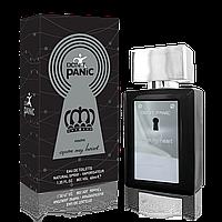 Чоловіча туалетна вода Fon cosmetics Don't Panic Black 40 мл (3541158)