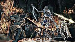 Картина 60х40см Темные Души The Mysteries Dark Souls 3