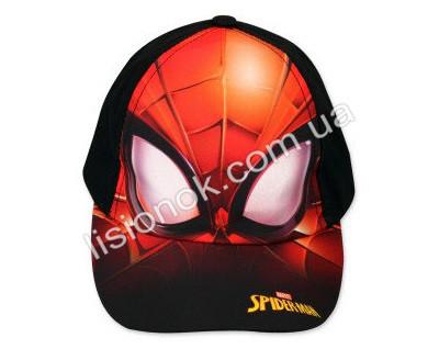 Кепка детская Человек-паук (Spider-man), 52см