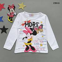 Кофта Minnie Mouse для девочки. 5-6 лет, фото 1