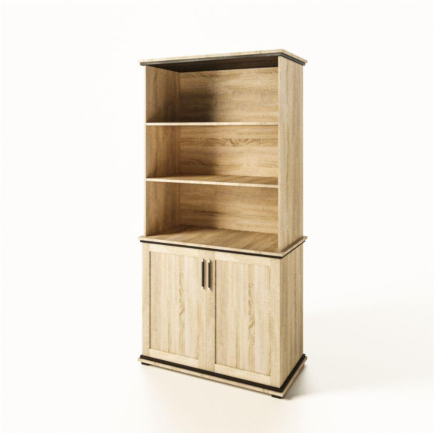 Книжный шкаф Палермо Світ Меблів