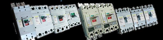 Автоматические выключатели АВ3000