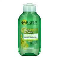 Garnier Clean & Fresh Augen Make-up Entferner Lotion - Лосьон  для снятия макияжа с глаз