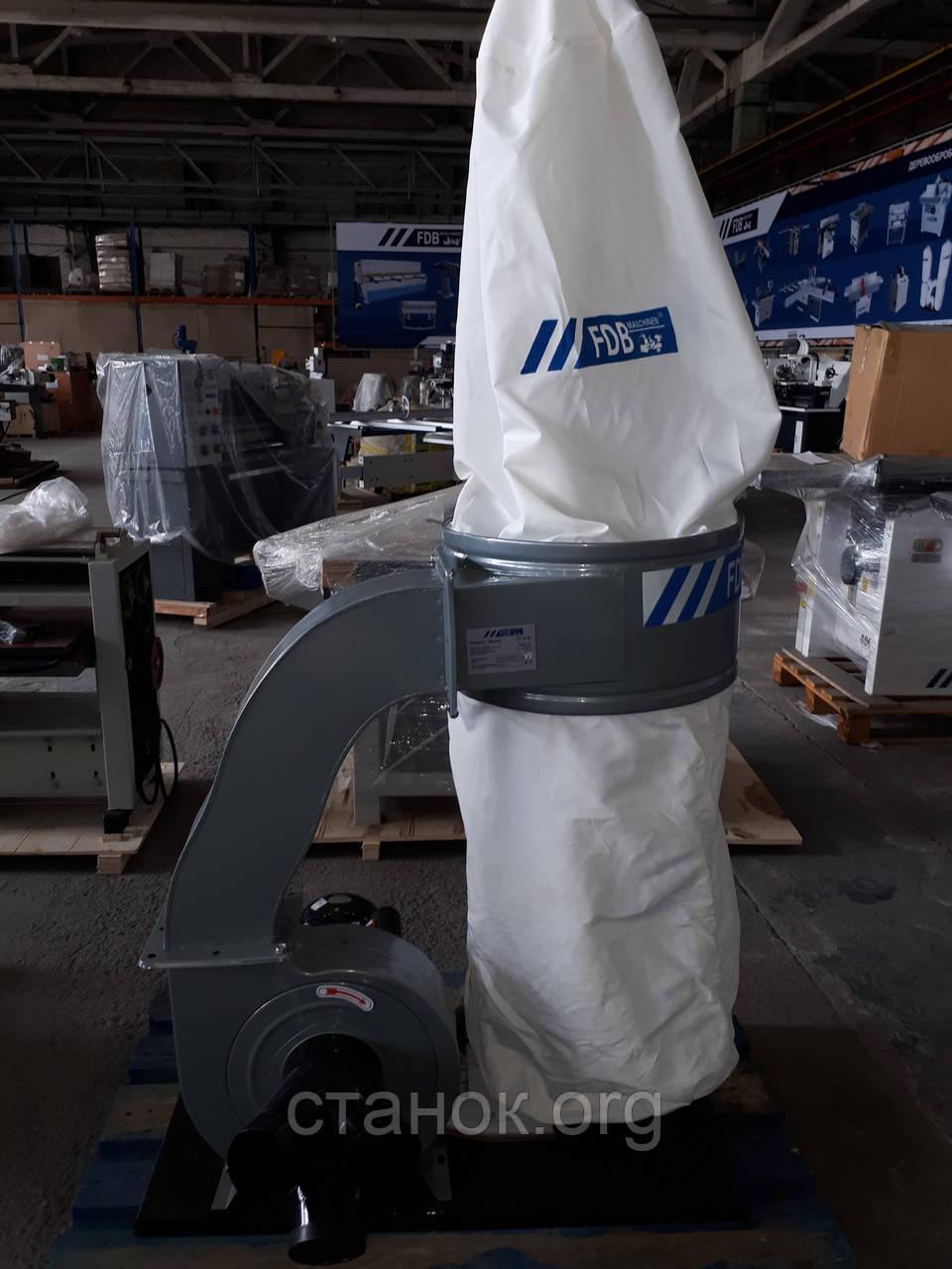 FDB Maschinen ST 25 B / 220 В пылесос, пылесборник, стружкосборник, аспирация фдб ст 25 б машинен