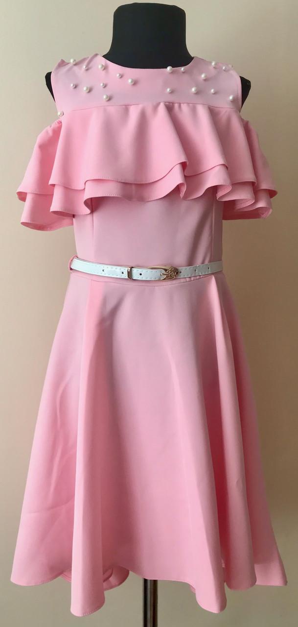 08eb6e2aa33 Детское нарядное платье для девочки 8-9 лет  продажа