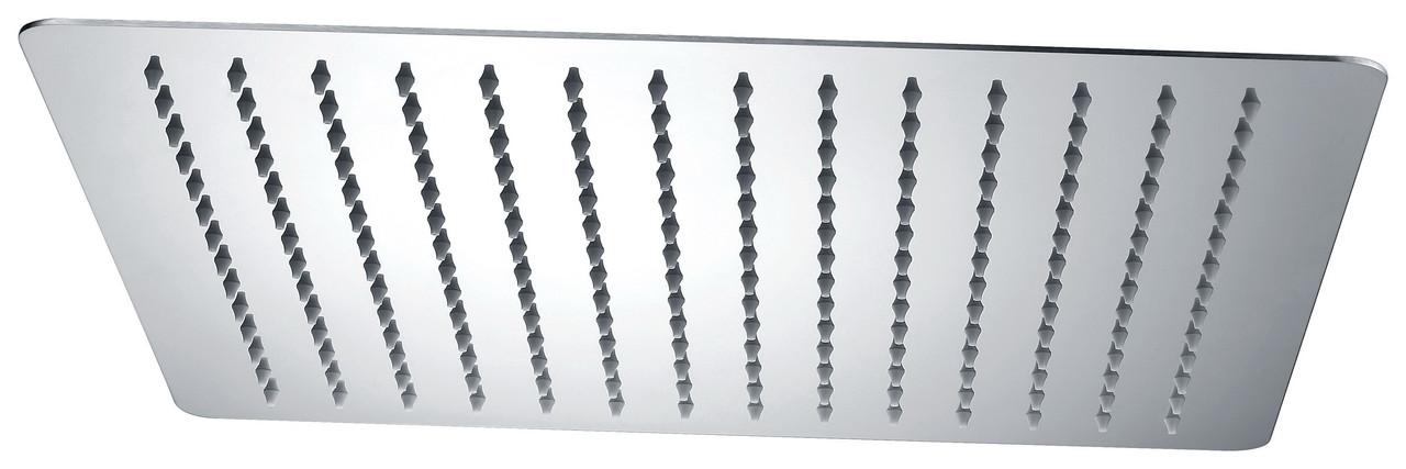 Душ верхний  400х400 мм, 2 мм, сталь