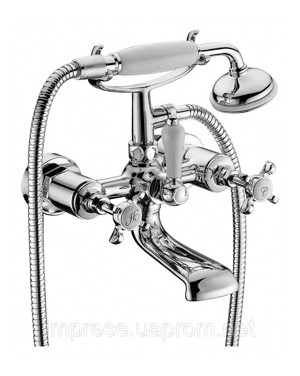 Смеситель для ванны Cuthna stribro 10280