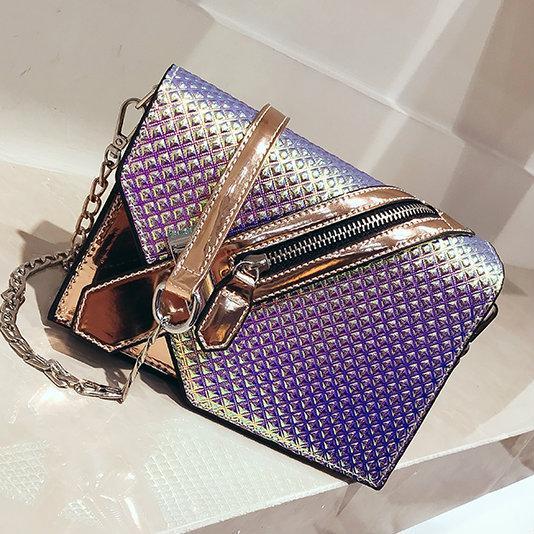 Голографическая сумочка