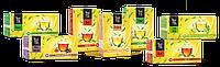 """Чай пакетированный 'Vivat Tea"""" китайский зеленый байховый лайм-мята"""