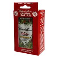 """Walden Farms Заправка """"Итальянская"""" порционная"""