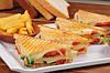 Тостер-сендвичница вафельница и гриль 3 в 1 Domotec 0770!, фото 4