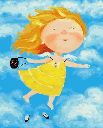 """Картина по номерам """"В облаках"""", фото 2"""