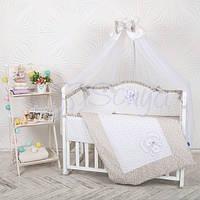 Детский постельный комплект Маленькая Соня Lucky Star 6 и 7 элементов, фото 1