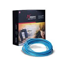 Nexans TXLP/1 1000 Вт (5,9-7,4 м2) одножильный кабель для теплого пола