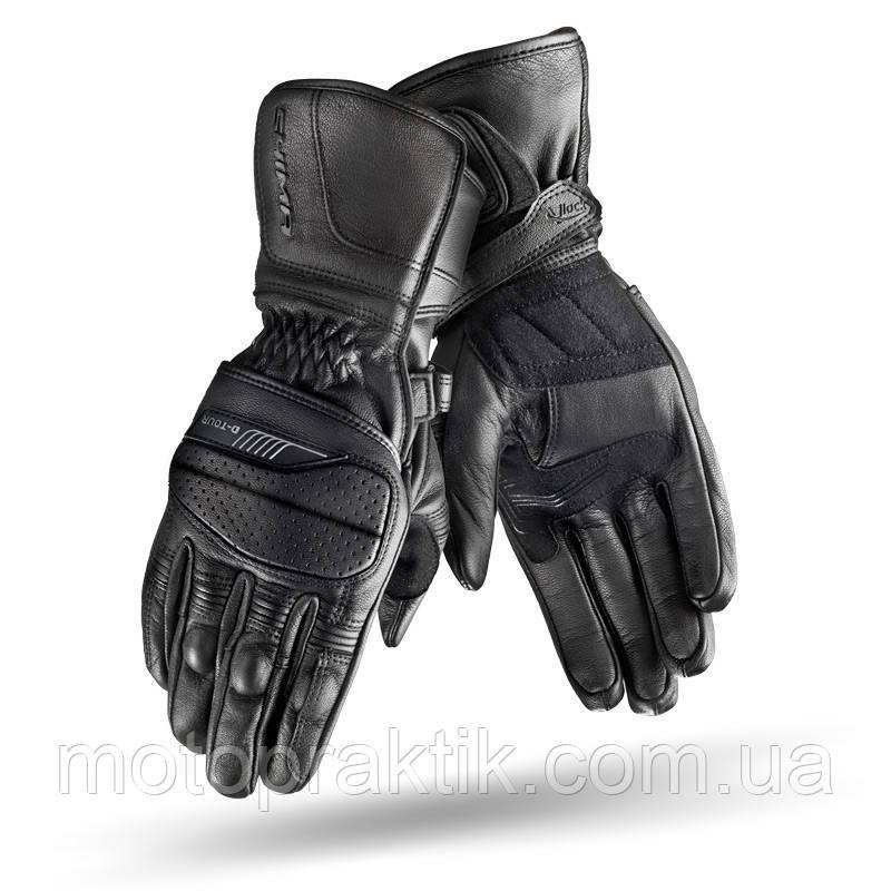 SHIMA D-TOUR  Gloves Black, Мотоперчатки туристические