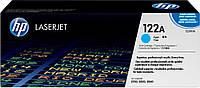 Заправка картриджа HP 122A cyan Q3961A для принтера Color LaserJet 2550, 2840, 2820