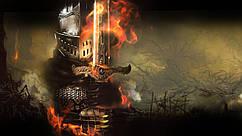 Картина 60х40см Dark Souls Тёмные души III