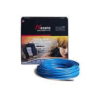 Nexans TXLP/2R 1000 Вт (5,8-7,3 м2) кабель нагревательный двухжильный обогрев пола электрический, фото 1