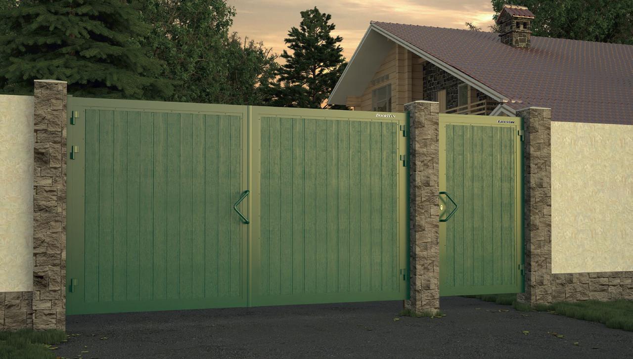Распашные ворота DoorHan 2500х2000