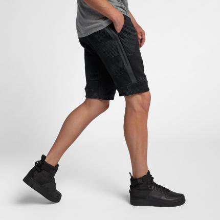 9c5b1fce Шорты Nike Sportswear Tech Fleece Shorts 886193-010 (Оригинал), цена 1  889,10 грн., купить в Киеве — Prom.ua (ID#699790649)