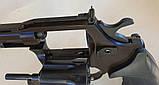 Револьвер под патрон Флобера Сафари РФ 461М пластиковой рукоятью, фото 4