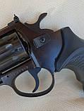 Револьвер под патрон Флобера Сафари РФ 461М пластиковой рукоятью, фото 5