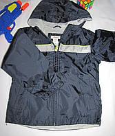 Куртка ветровка Circo оригинал рост 110 см темно синяя 07135