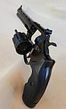 Револьвер под патрон Флобера Сафари РФ 461М пластиковой рукоятью, фото 3