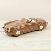 """Шоколадная фигура """"Машина"""" К КЛАССИЧЕСКОЕ сырье. Размер: 105х245х70мм, вес 400г, фото 1"""