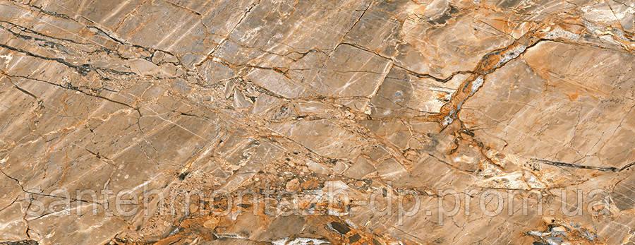 Кахель д/стіни ЦЕЗАР 23х60  коричневий 032