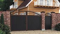 Распашные ворота DoorHan 4000х2000, фото 1