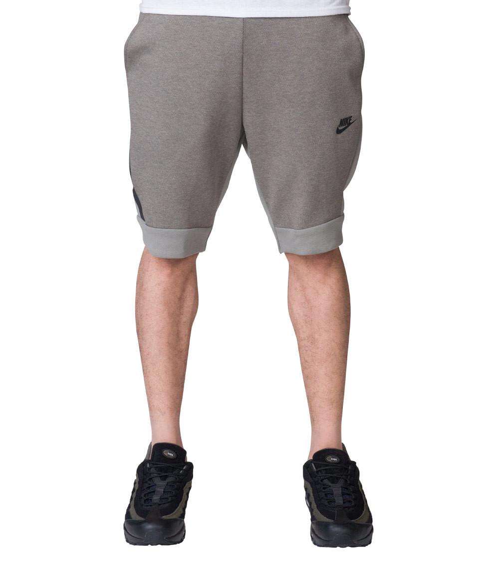 6d0d36a8 Шорты Nike Tech Fleece Shorts 805160-004 (Оригинал) - Football Mall -  футбольный