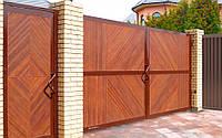 Розпашні ворота DoorHan PREMIUM 4500х2000, фото 1