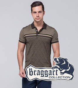 Braggart | Тенниска мужская 6681 кофе
