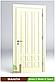 Двері міжкімнатні з масиву Маніла, фото 3