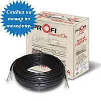Одножильный кабель для снеготаяния Profi Therm Eko плюс 1100 Вт (3,6…4,8 кв.м)