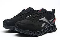 Кроссовки мужские 11191, Reebok Zigwild TRZ, черные ( 42  ), фото 1