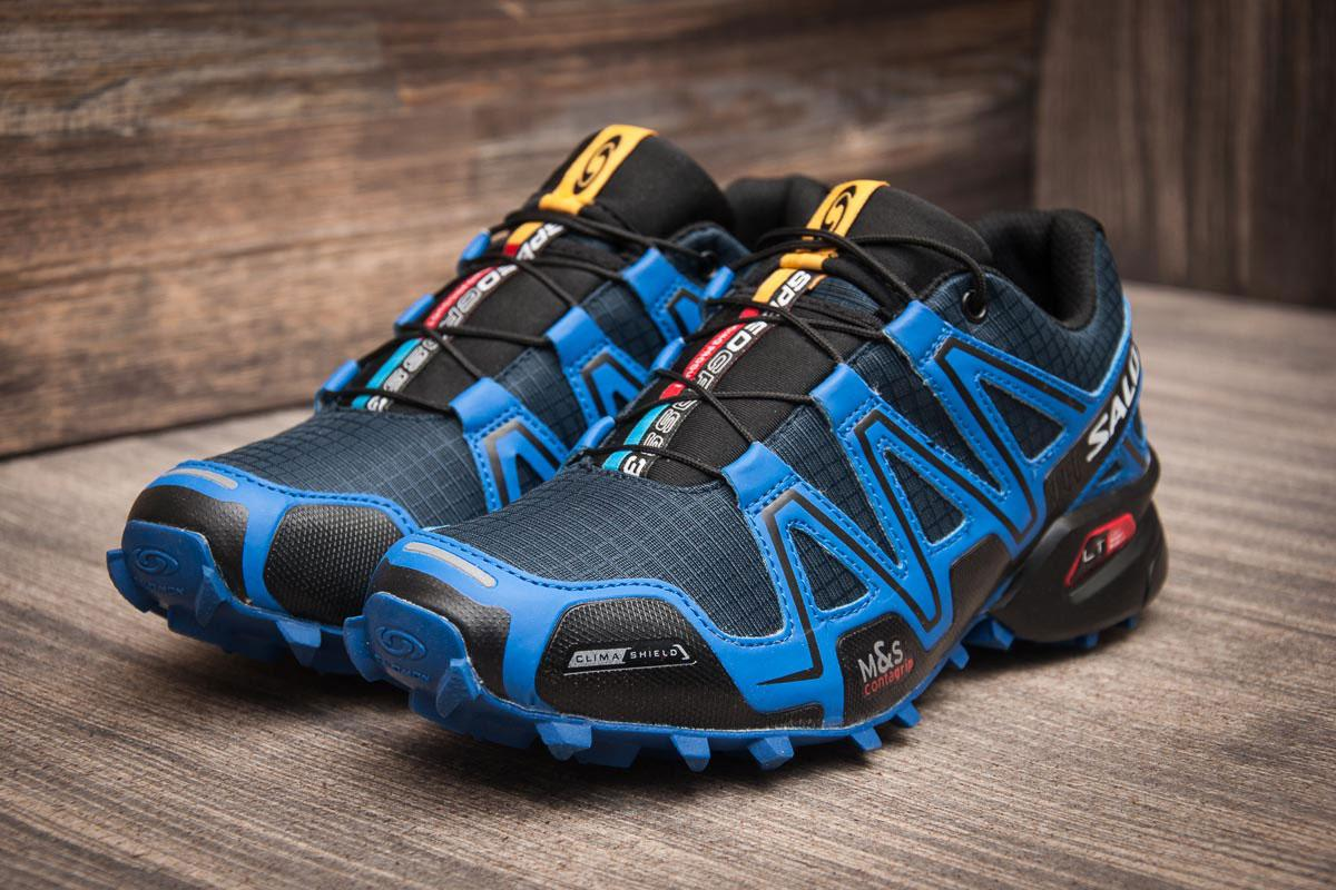 Кроссовки мужские Salomon Speedcross 3, темно-синий (11227),  [  41 42