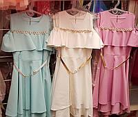 Детское платье/ сарафан на подростка опт