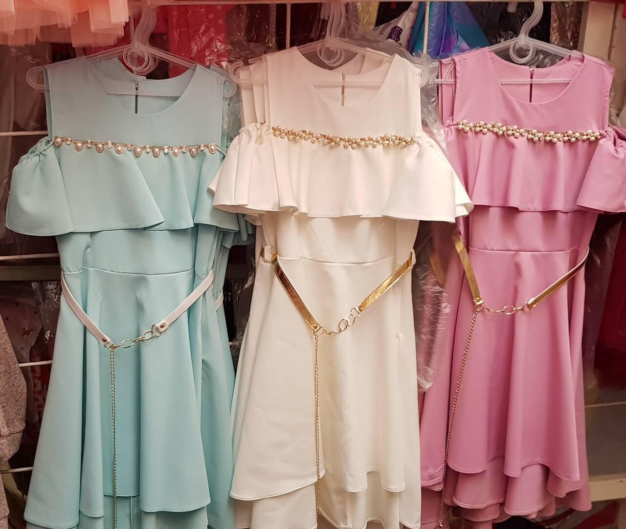 4c45800be64 Детское платье  сарафан на подростка опт - Интернет-магазин