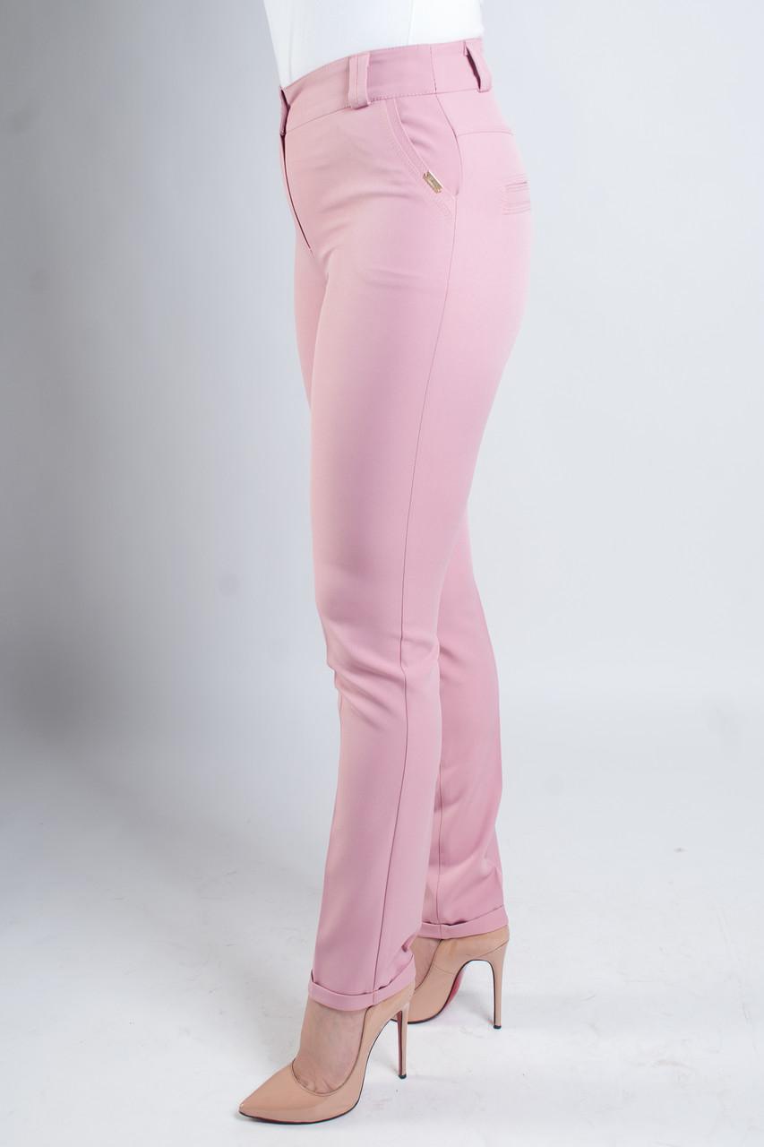 Женские брюки Адриана пудра