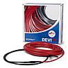 DEVIflex 18T 615 Вт (3,4-4,3 м2) двухжильный кабель в стяжку