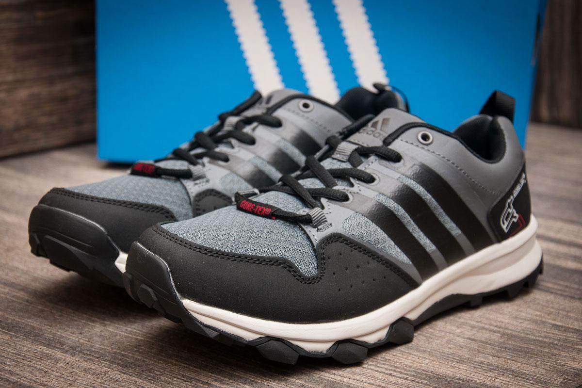 Кроссовки мужские 11342, Adidas Terrex Gore Tex, черные ( 42 43  )