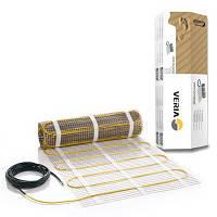 Нагревательный мат для теплого пола под плитку | Veria Quickmat 150 300 Вт (2 м2)