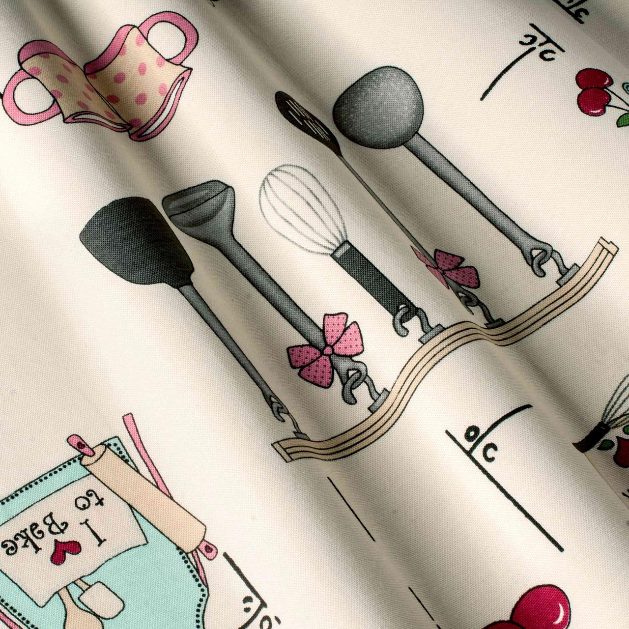 Ткань для штор и скатертей Teflon 82633 v 3