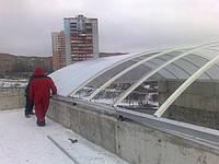 Монтаж поликарбоната по Украине