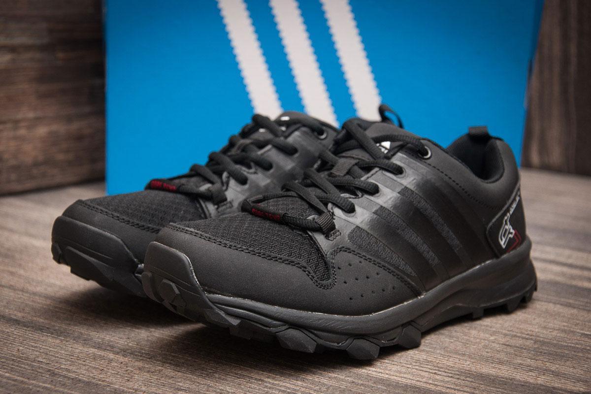 Кроссовки мужские 11343, Adidas Terrex Gore Tex, черные ( 41 46  )